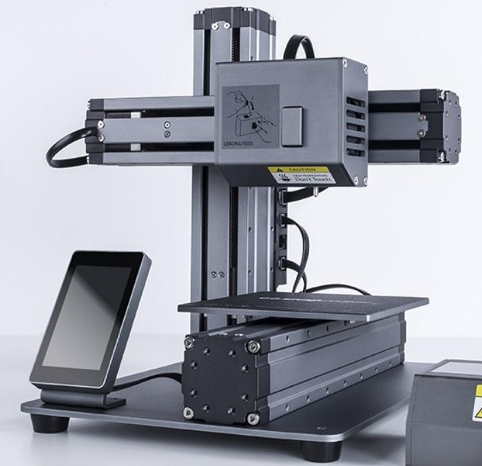 Snapmaker: 3D-Drucker, CNC-Fräse Und Und Lasergravierer